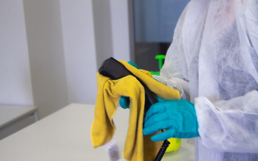 Find den helt rigtige rengøringsvogn