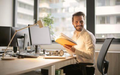 Skab et lyst og behageligt kontor