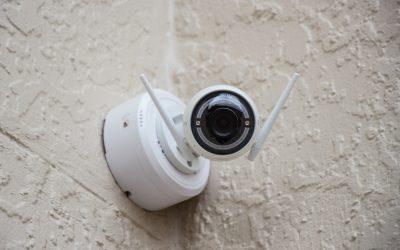 Skab et trygt hjem med et godt overvågningskamera