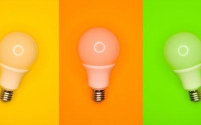 Fordele ved at vælge LED-pærer som butiksbelysning
