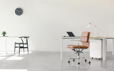 Tips til at vælge den rette ergonomiske kontorstol